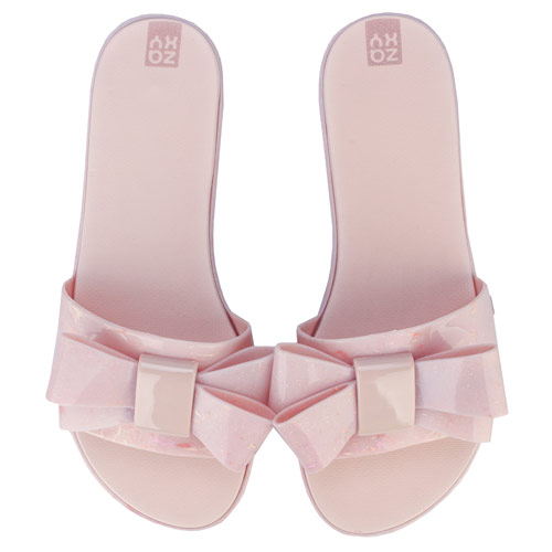 Womens Sky Bow Slide Sandals loving the sales
