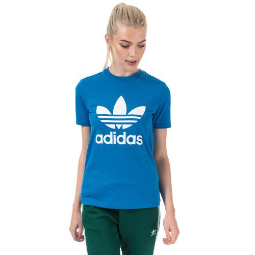 Womens Trefoil T-Shirt loving the sales