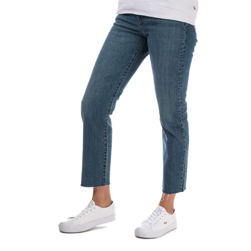 Womens Wedgie Straight Love Triangle Jeans loving the sales