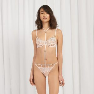 Priscilla Harness Thong Pale Pink loving the sales