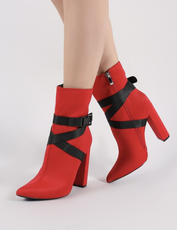 Drift Sports Luxe Ankle Boots