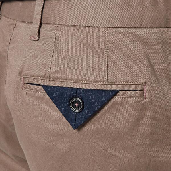 Soulcal All over Motif Short Chino Hommes Gents Pantalon Chino Pantalon Pants Bottoms