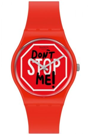 Swatch Don'T Stop Me Watch Gr183 loving the sales